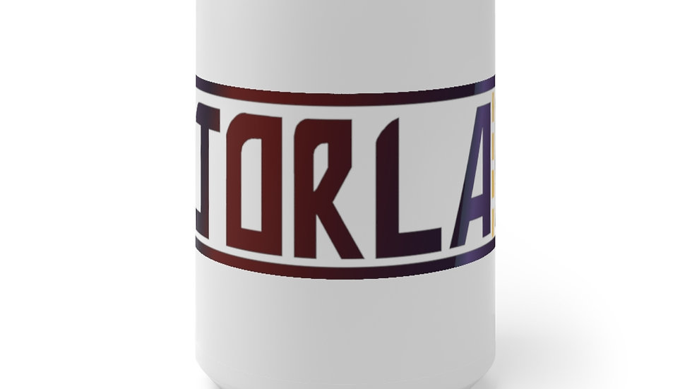 Majorlaan Color Changing Mug