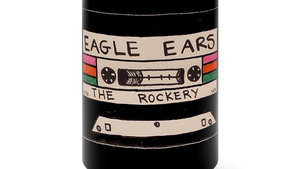 Eagle Ears Black Mug 15oz