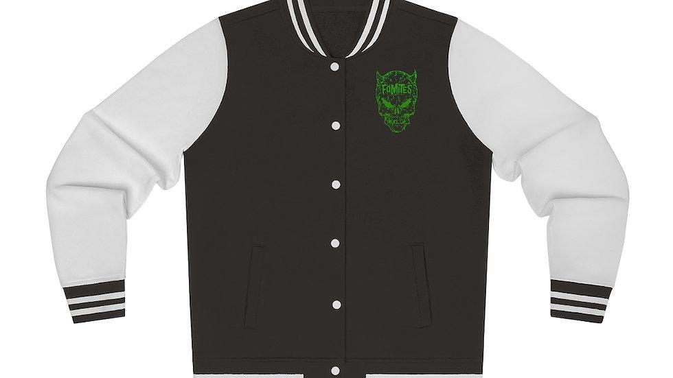 Fomites Women's Varsity Jacket