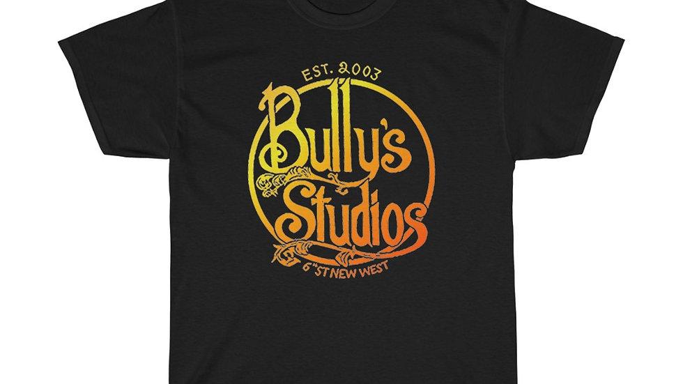 Bully's Summer Unisex Heavy Cotton Tee