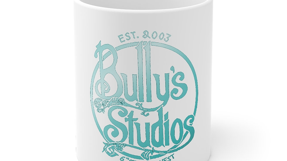 Bully's Winter Mug 11oz