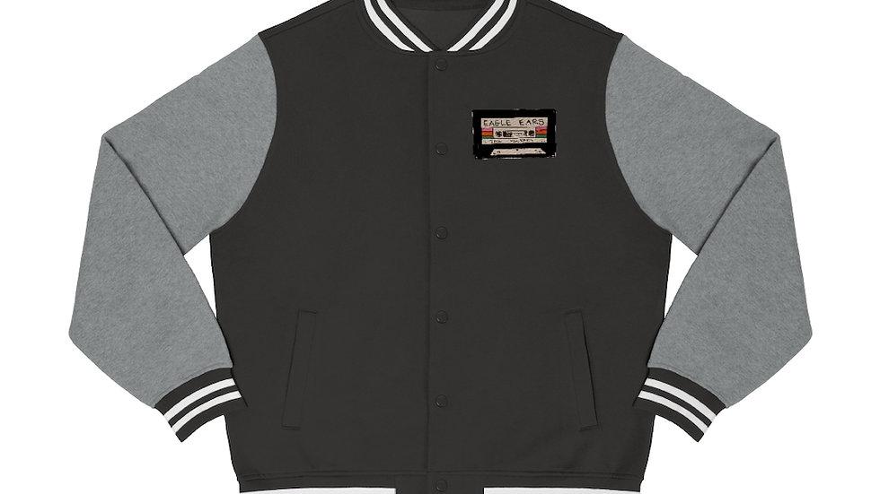 Eagle Ears Men's Varsity Jacket