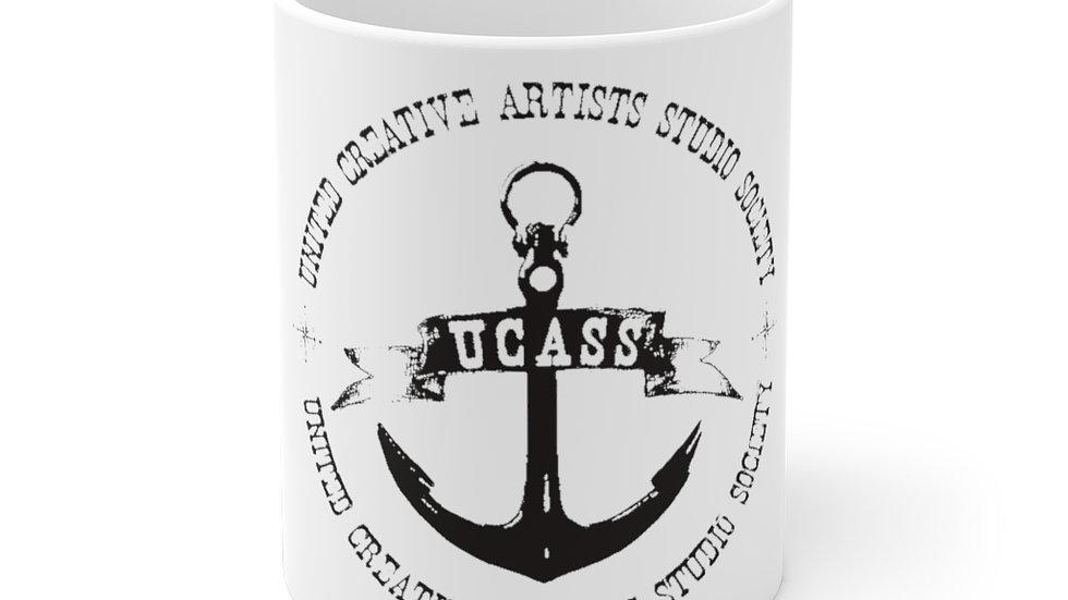 U.C.A.S.S. Mug - Small 11oz