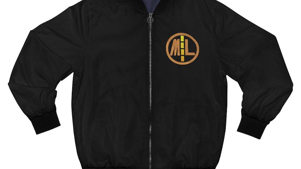Majorlaan Men's AOP Bomber Jacket