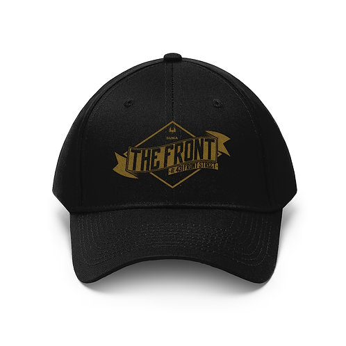 The Front Unisex Twill Hat