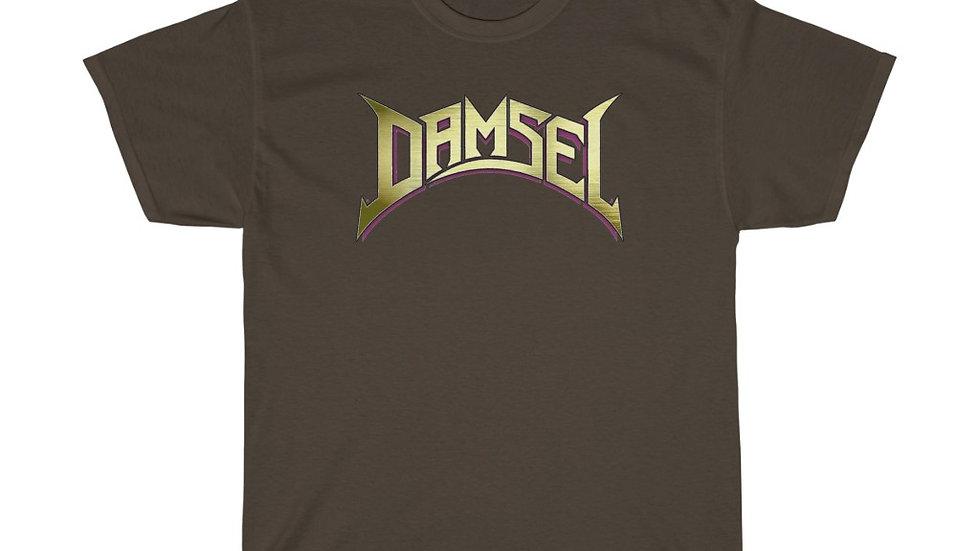 Damsel Gold Unisex Heavy Cotton Tee