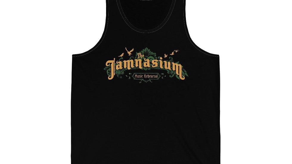 The Jamnasium Unisex Jersey Tank