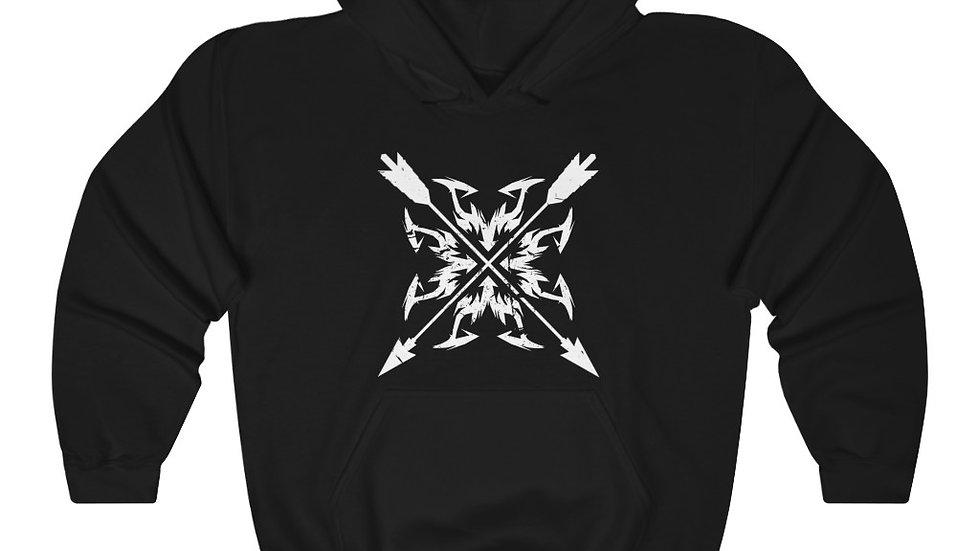 Thousand Arrows Unisex Heavy Blend™ Hooded Sweatshirt