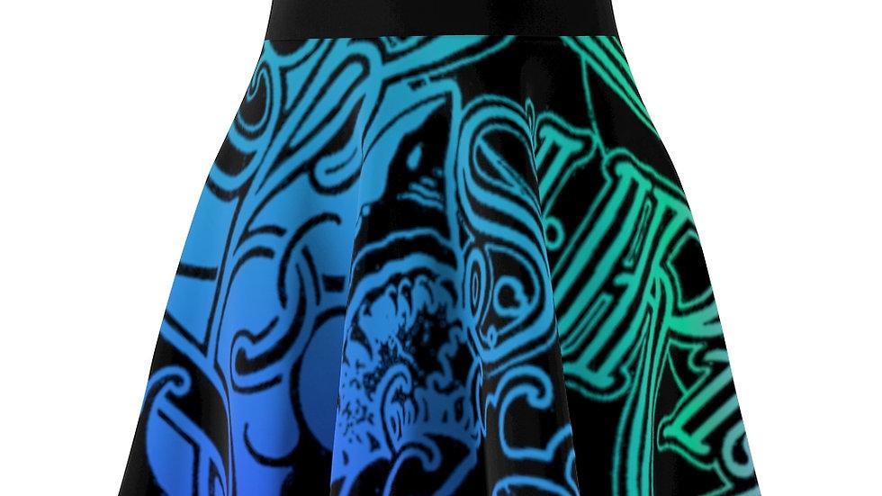 Luxury Surf Women's Skater Skirt