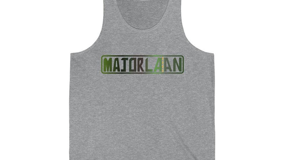 Majorlaan Unisex Jersey Tank