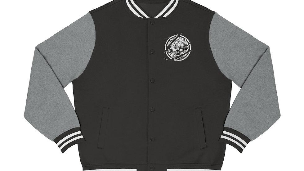 Zen Junkie Men's Varsity Jacket