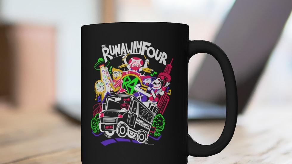The Runaway Four - Moonside Mug