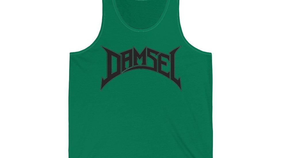 Damsel Unisex Jersey Tank