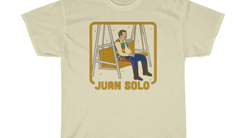 Juan Solo Unisex Heavy Cotton Tee