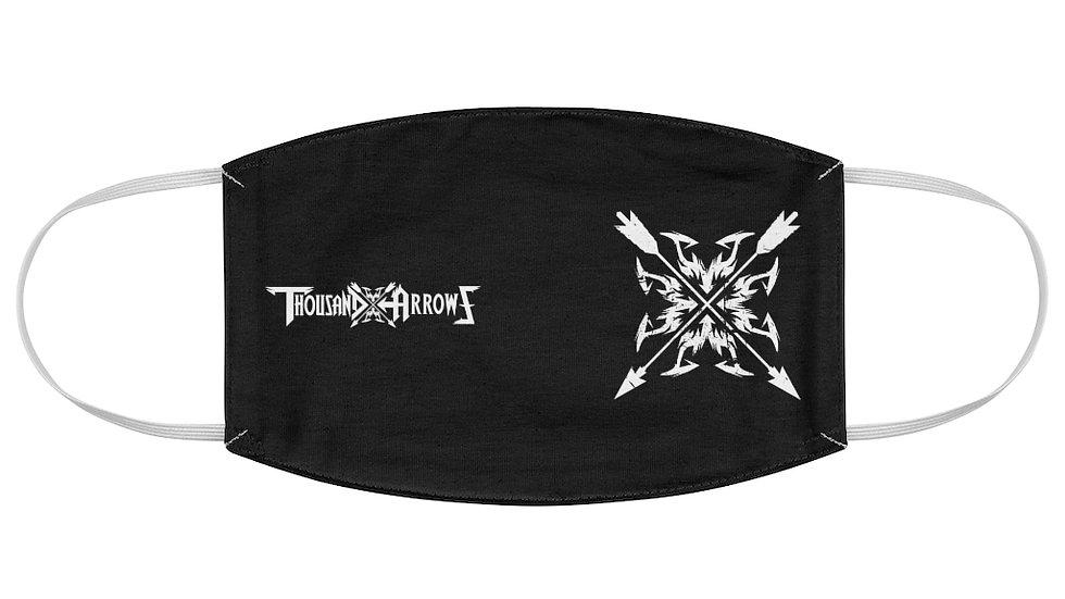 Thousand Arrows Fabric Face Mask