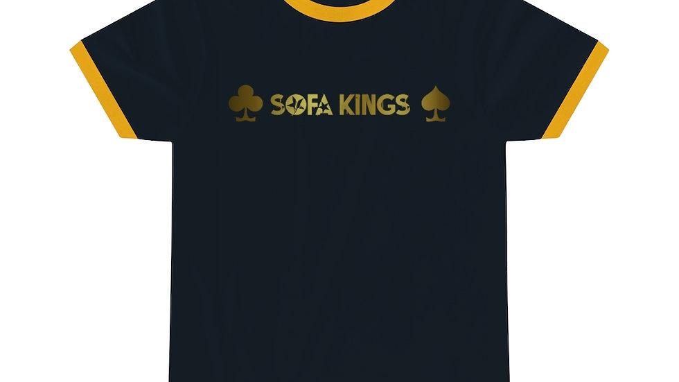 Sofa Kings Unisex Ringer Tee