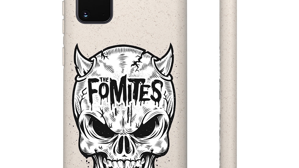 Fomites Biodegradable Case