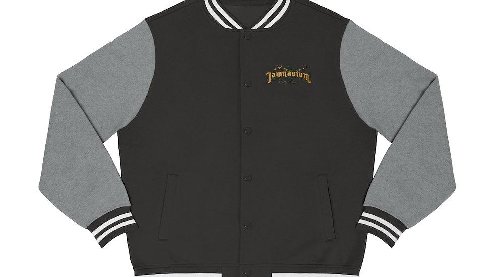 Jamnasium Men's Varsity Jacket