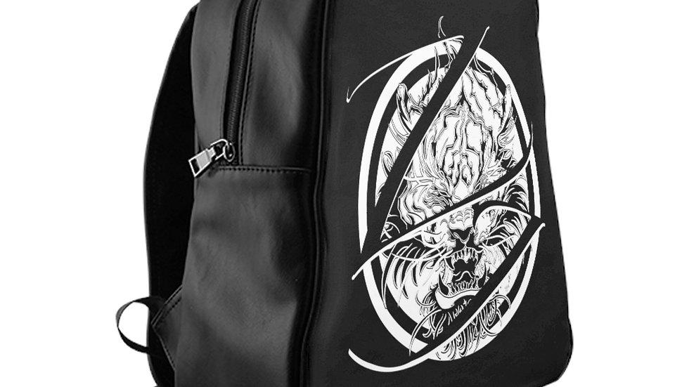 Zen Junkie School Backpack