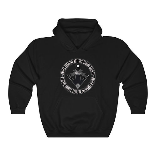 U.C.A.S.S Unisex Heavy Blend™ Hooded Sweatshirt