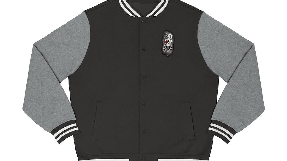Suna Men's Varsity Jacket