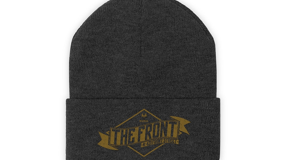 The Front Knit Beanie