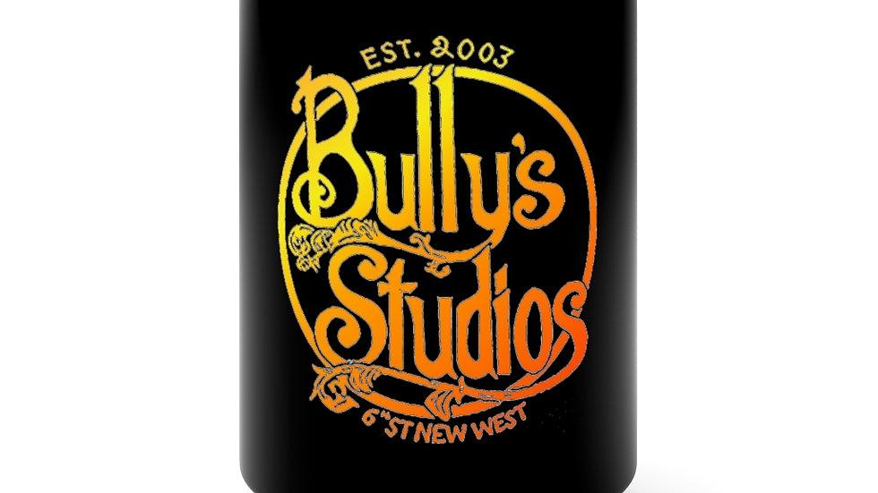 Bully's Summer Black Mug 15oz