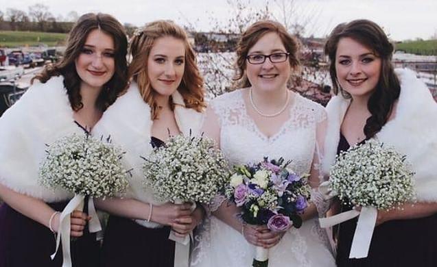 bridal makeup and beauty shropshire