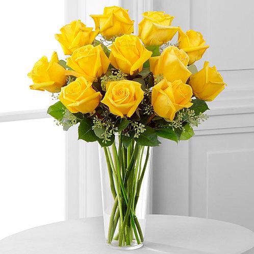Roses (Yellow)