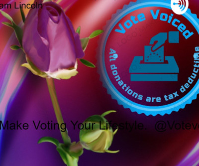 Vote Voiced Podcast is available on these Platforms
