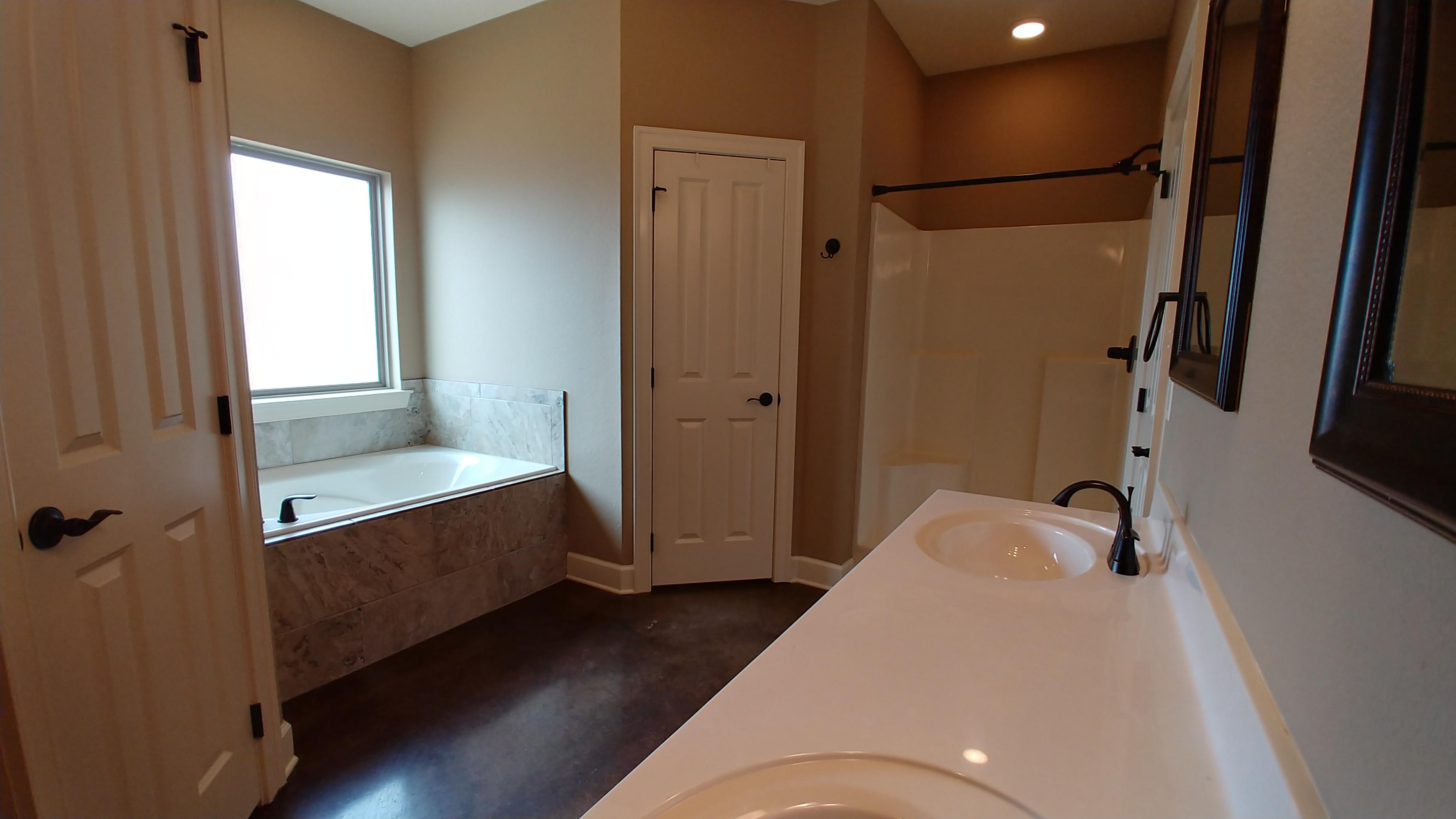 Custom Bathroom in Arkansas