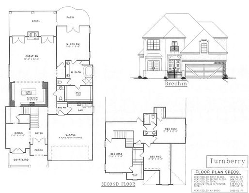 Brechin | Turnberry | Conway, AR