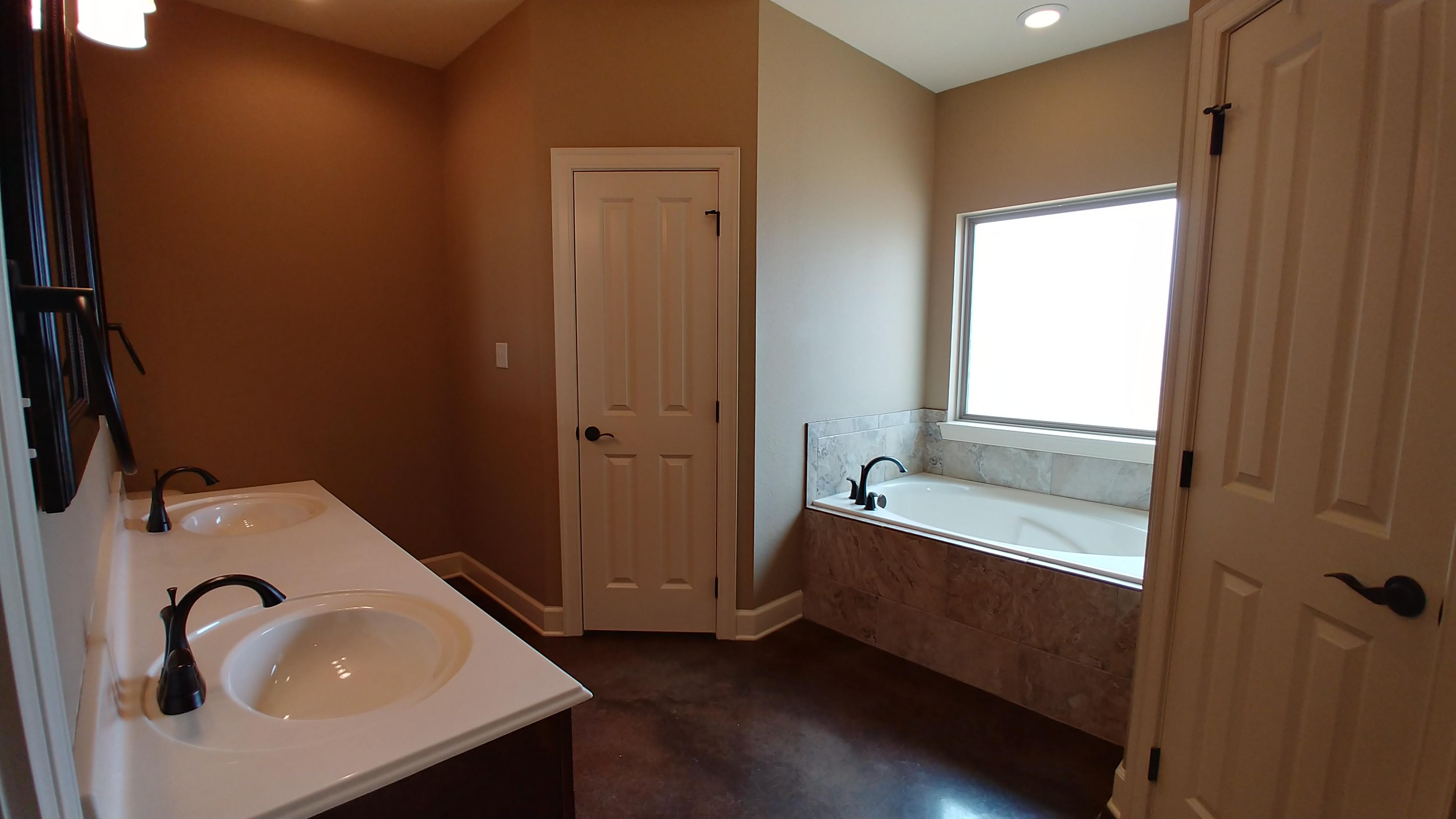 Custom Bathroom in Conway Arkansas