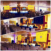 realización de eventos , aquiler audiovisuales josanz audiovisuales