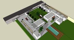 בית במושב במרכז (תכנון)