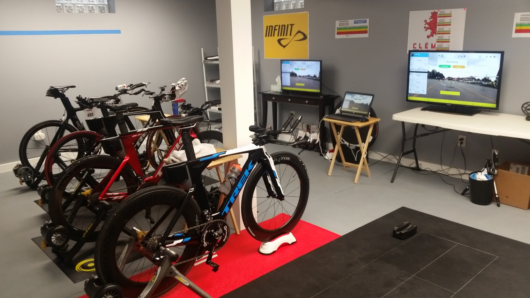 Cycling FTP Test