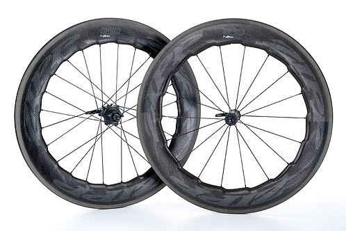 Zipp 858 NSW Carbon Clincher Wheelset / Pair