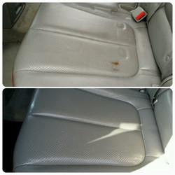 Réparation des sièges en cuir
