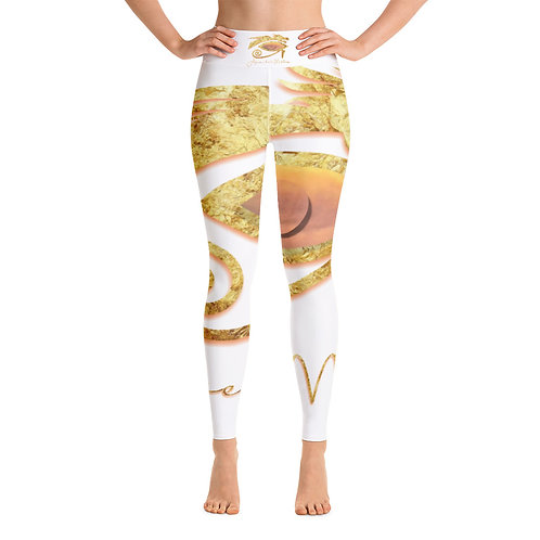 """Ascended Masters"" Yoga Leggings"