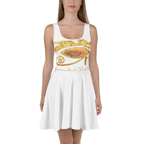 """Ascended Masters"" Skater Dress"
