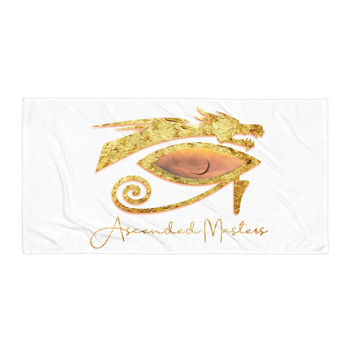 Ascended Masters Towel