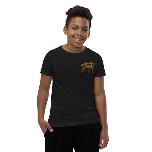 """""""Ascended Masters"""" Youth Short Sleeve T-Shirt"""