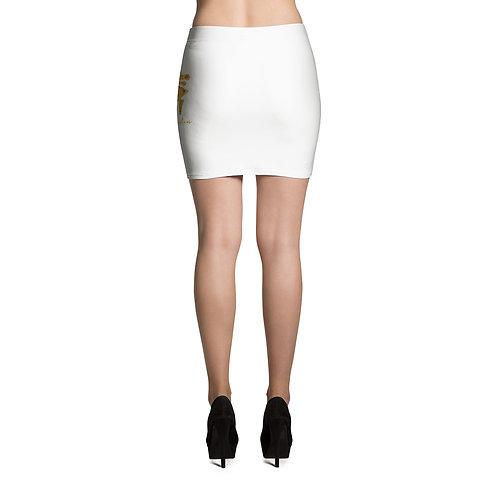 """""""Ascended Masters"""" Mini Skirt"""