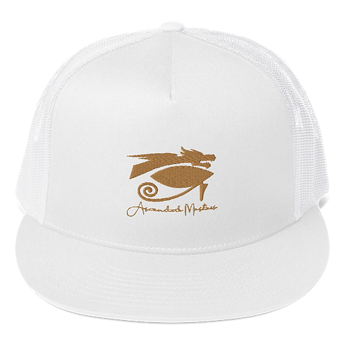 """Ascended Masters Embroidered ""  Trucker Cap"
