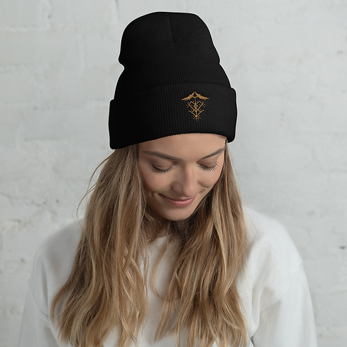 """""""Ascended Masters""""  Cuffed Beanie"""