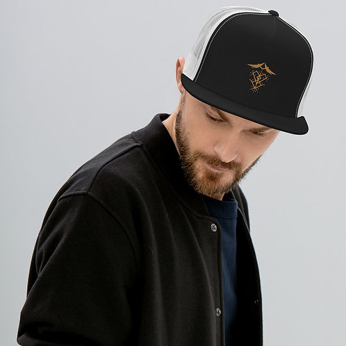 """Ascended Masters Embroidered  Sigil"" Trucker Cap"