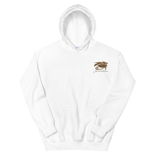 """""""Ascended Masters"""" Embroidered Unisex Hoodie"""