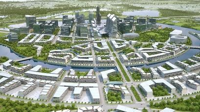 Архитектурная визуализация МФЦ