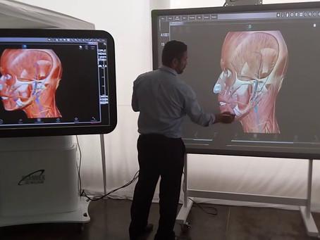 Startup brasileira desenvolve simulador 3D para aulas de anatomia médica e veterinária