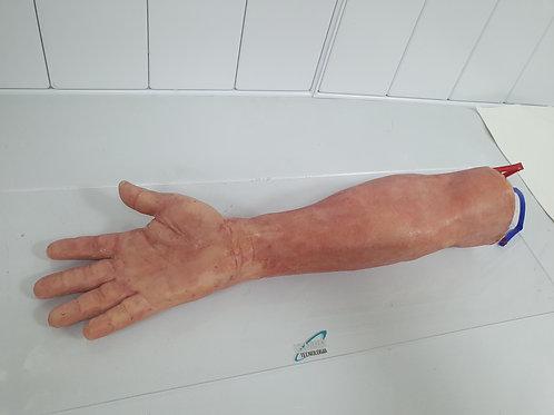Braço para sutura avançada